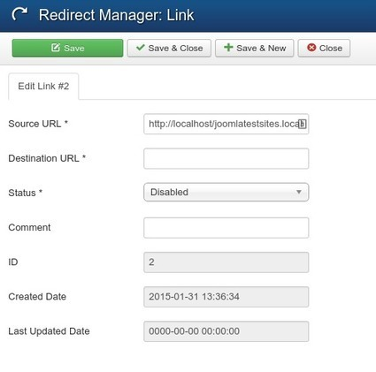 Revealing Joomla's SEO Secrets - Redirect Manager (com_redirect) | Design | Scoop.it