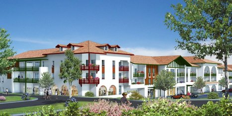 Nouveau programme immobilier neuf DONGOXENIA à Hendaye - 64700 | L'immobilier neuf Côte Basque | Scoop.it