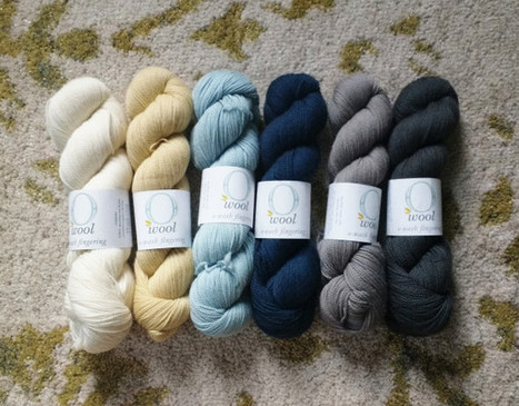 All The Pretty Fiber | Spinning, Weaving and Knitting | Scoop.it