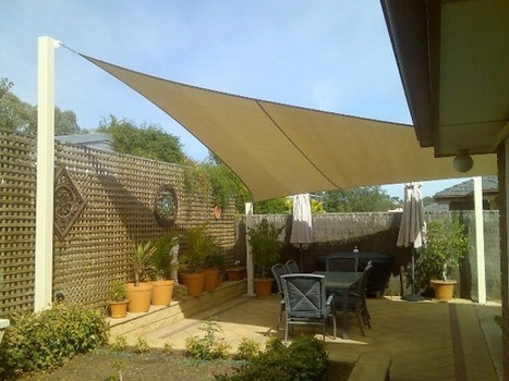 Shade Sails in Perth | Social media Marketing 1 | Scoop.it