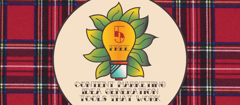 5 Free Content Marketing Idea Generation Tools That Work | Social Media, SEO, Mobile, Digital Marketing | Scoop.it
