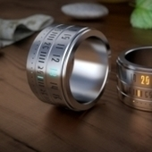 Ring Clock: A Ring That Gives You Time On Your Hands | Stuff that Tweaks | Scoop.it