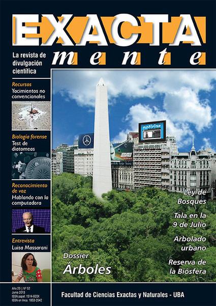 Revista Exactamente   Revistas digitales de ciencia   Scoop.it