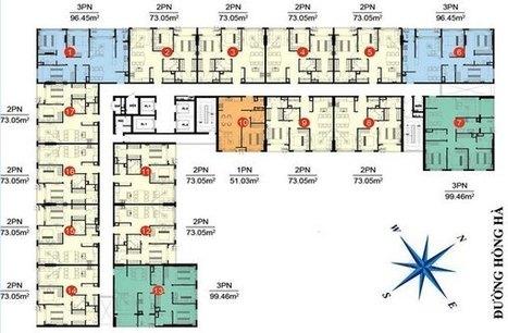 Căn hộ Orchard Garden - Hồng Hà quận Phú Nhuận - Mua bán căn hộ - cho thuê căn hộ | Mua bán căn hộ | Scoop.it