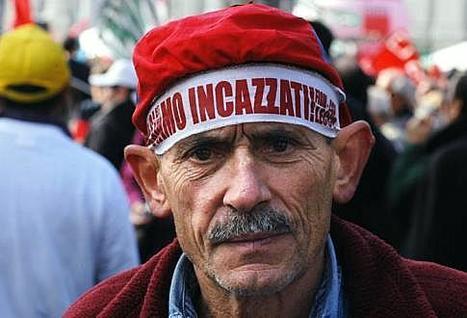 La caisse italienne des retraites mise à mal | Intervalles | Scoop.it
