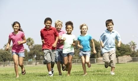 Ejercicios físicos para niños - Vivir Salud | Deporte y Salud UMH | Scoop.it