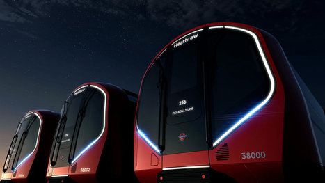 London's new Tube trains come from the future | Innovations in the Market | Scoop.it