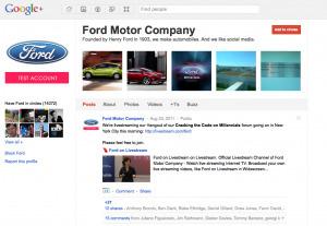 Google + Business : Préparez vous à utiliser le réseau social de Google   toute l'info sur Google   Scoop.it