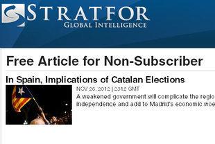 La 'CiA a l'ombra' veu l'independentisme reforçat | ELS ULLS DEL MÓN | Scoop.it