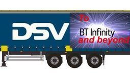 BT Selects DSV for Cargo Import Contract | Vehicle Inspection and Training Services | Scoop.it