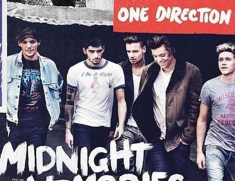 One Direction, disfruta la foto de Midnight Memories y Louis Tomlinson planea ... - Ideal Digital | Louis Tomlinson | Scoop.it