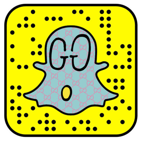 Milan Fashion Week: GucciGhost Brings Gucci to Generation Snapchat | Brand Marketing & Branding | Scoop.it