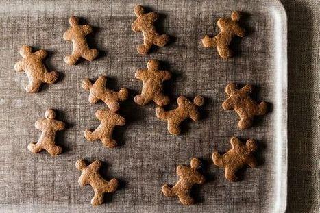 Vegan Gingerbread Cookies (and Baking Tips) | My Vegan recipes | Scoop.it
