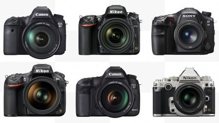 2014 Full Frame DSLR Comparison Guide | Anything Mobile | Scoop.it