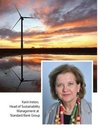 Talking about green technology | Standard Bank blog | Data Centers | Scoop.it