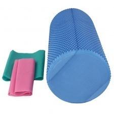 Pilates All Stretch Lite Foam Roller & Resistance Bands | Equip 4 Pilates - Pilates Equipment | Scoop.it
