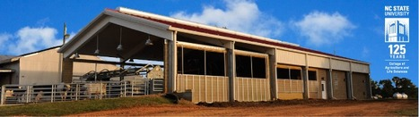 Register & Join Us for the New State-of-the-Art Milking Center Dedication, Nov. 9, 2012! | Research from the NC Agricultural Research Service | Scoop.it