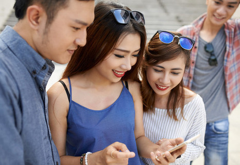 Mobile marketers should follow the lead of Asia Pacific brands | The Insight Files | Scoop.it