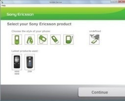 Sony Ericsson PC Suite Free Download for Windows 7/8/XP | Technology | Scoop.it