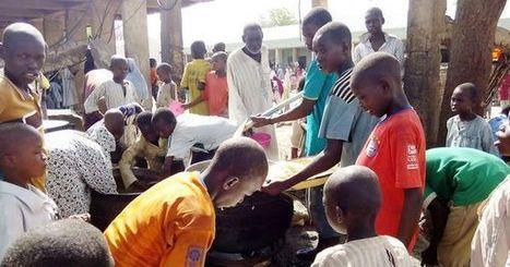Dans le nord-est du Nigeria, des déplacés fuyant Boko Haram meurent de faim | Sociétés & Environnements | Scoop.it