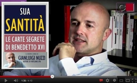 Gianluigi Nuzzi must be protected from the modern 'Holly Inquisition' | Bilingual News for Students | Scoop.it
