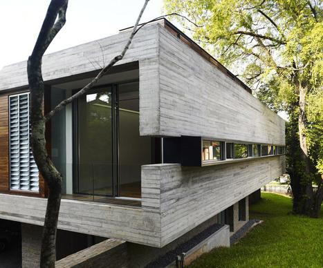 Beau comme du moderne : JKC1 house par ong&ong | Architecture pour tous | Scoop.it