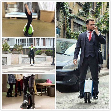 If Airwheel X Series Electric Unicycle for Adults Does Not Work Out, Try Airwheel Q Series Twin-Wheel Scooter | Press Release | Scoop.it