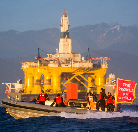 #Greenpeace - President Obama: Reject #Arctic drilling! #fuckShell #fuckOil | Messenger for mother Earth | Scoop.it