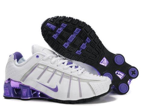 PAS CHER Nike Shox NZ Femme Chaussures En ligne | shox chaussures | Scoop.it