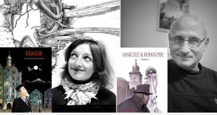 Comics a scuola. Incontri con gli autori. Webinar gratuiti con Bettina Egger, Marcelé Philippe, Michel Jean. | Didattica innovativa, Gamification, Serious Game | Scoop.it