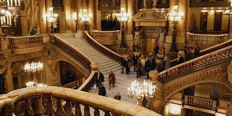 Palais Garnier - Opera house and famous monument in paris | Life is wonderful ! | Scoop.it