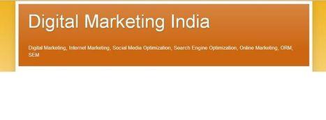 Digital Marketting India | ummed | Scoop.it