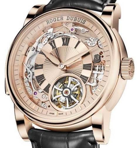 Roger Dubuis Hommage Répétition Minutes Tourbillon Automatique | Montre, Horlogerie,Chronos | Scoop.it