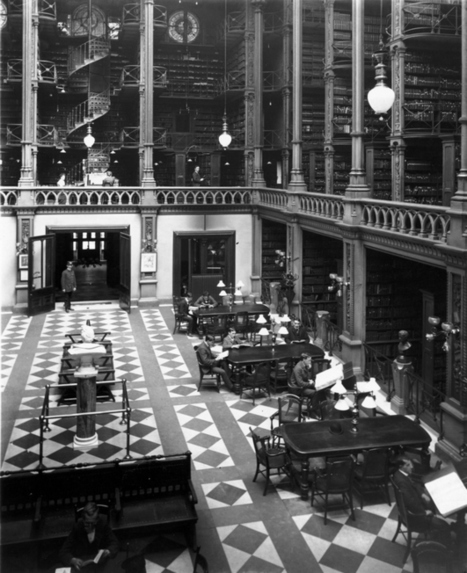 15 Gorgeous Photos Of The Old Cincinnati Library | CDC | Scoop.it