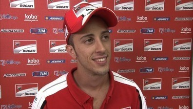 Dovizioso and Hayden more optimistic on Friday | Ductalk Ducati News | Scoop.it