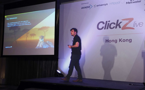 B2B Strategy in a buyer-empowered era - speaking @ ClickZ Live Hong Kong - JulienRio.com | Marketing Solutions | Scoop.it