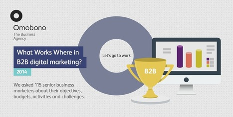 2014 B2B Digital Marketing Objectives, Budgets, Activities and Challenges - Marketing Technology Blog | Marketing in the new Age | Scoop.it