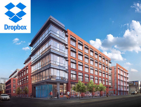 Dropbox Is Spilling Over To A Humungus Second SF Office | SMB Technology | Scoop.it
