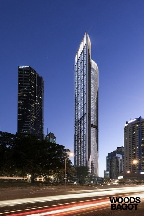Landmark Tower planned for 545 Queen Street Brisbane - TheUrbanDeveloper.com | Australian Property | Scoop.it