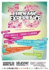 samedi 2 mars, Sélestat : les 10 ans du festival électro Epidemic Experience | Autour de l'ED&N | Scoop.it