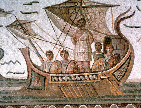 18 Ancient 'Odyssey' Mosaics Stolen In Syria | Archaeology News | Scoop.it