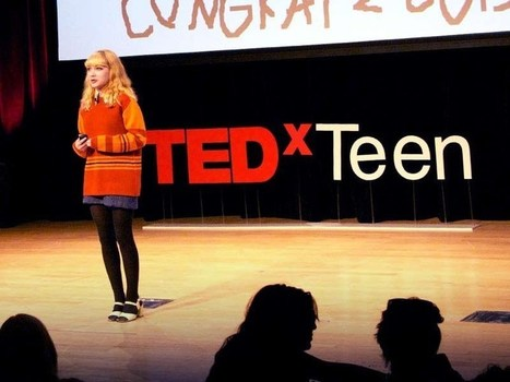 A teen just trying to figure it out | iEduc | Scoop.it