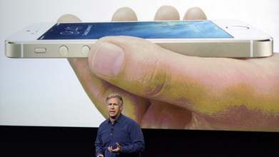 iPhone 5's fingerprint reader won't work with a severed finger - Your Community   technology and communication   Scoop.it