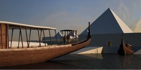 Gizeh en 3D: l'égyptologie virtuelle à portée de main | NTIC et musées | Scoop.it