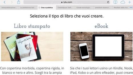 Print on demand: mappa della stampa via web | MioBook...News! | Scoop.it