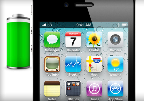 iOS 5.0.1 arrives with battery fix in tow | Technology and Gadgets | Scoop.it
