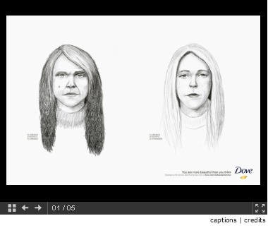 Dove: Real Beauty Sketches. Ogilvy Brazil uses FBI-trained sketch artist to create portraits #transmedia | Tracking Transmedia | Scoop.it
