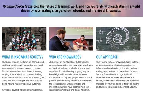 Knowmad Society @moravec | SteveB's Social Learning Scoop | Scoop.it