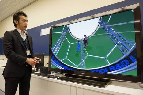 KDDI sending futuristic technologies to a screen near you - The Japan Times | Technology improvments and evolution of the society | Scoop.it