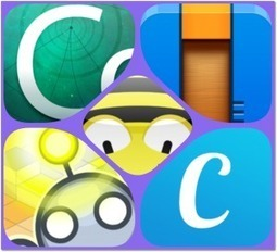 Education Apps – Five Apps for Coding on Tablets | Go Go Learning | Scoop.it